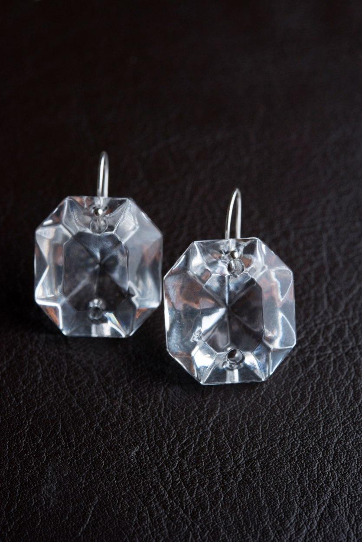 Baccarat Earrings