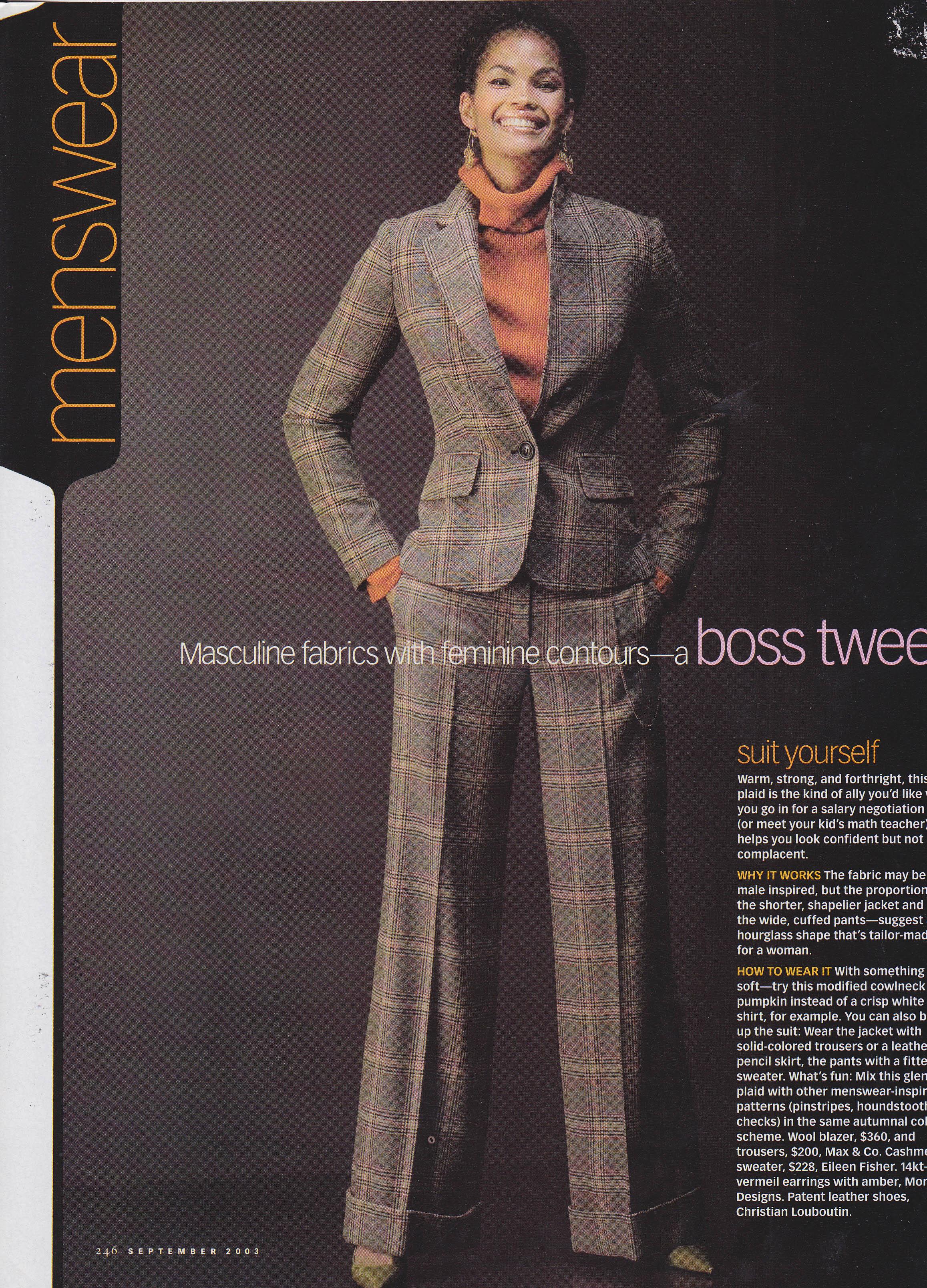 September 2003 O Magazine