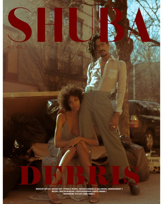 Morra Designs, press, Shuba magazine, placement